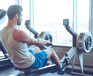 Rodd är en av de bästa träningsformerna